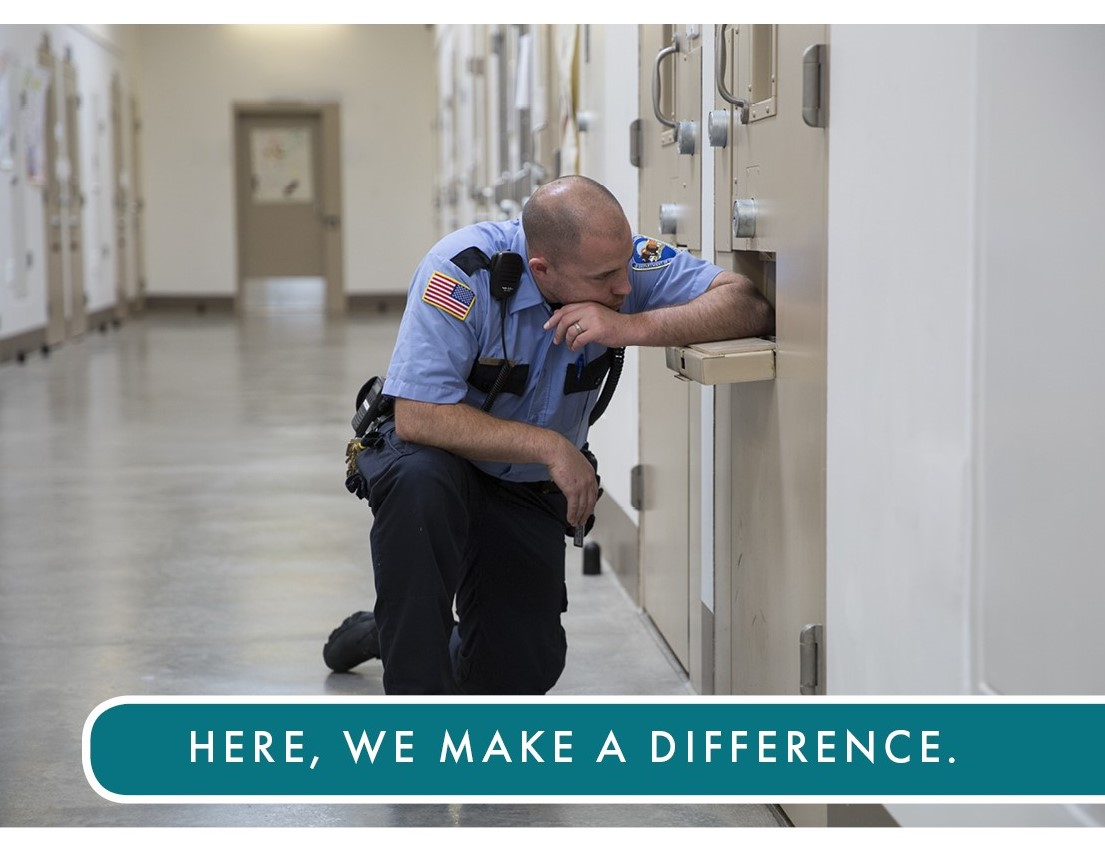 Careers | North Dakota Department of Corrections and